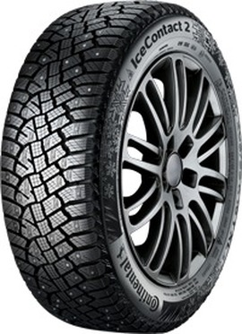 R16 205/55 94T XL Continental ContiIceContact 2 KD Шип.