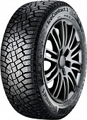 R16 215/65 102T XL FR Continental ContiIceContact 2 KD SUV Шип.